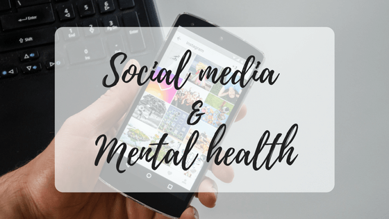 social media and mental health banner miss mental tips for healthy social media use