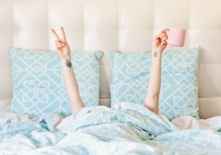 how to sleep better. sleep hygiene