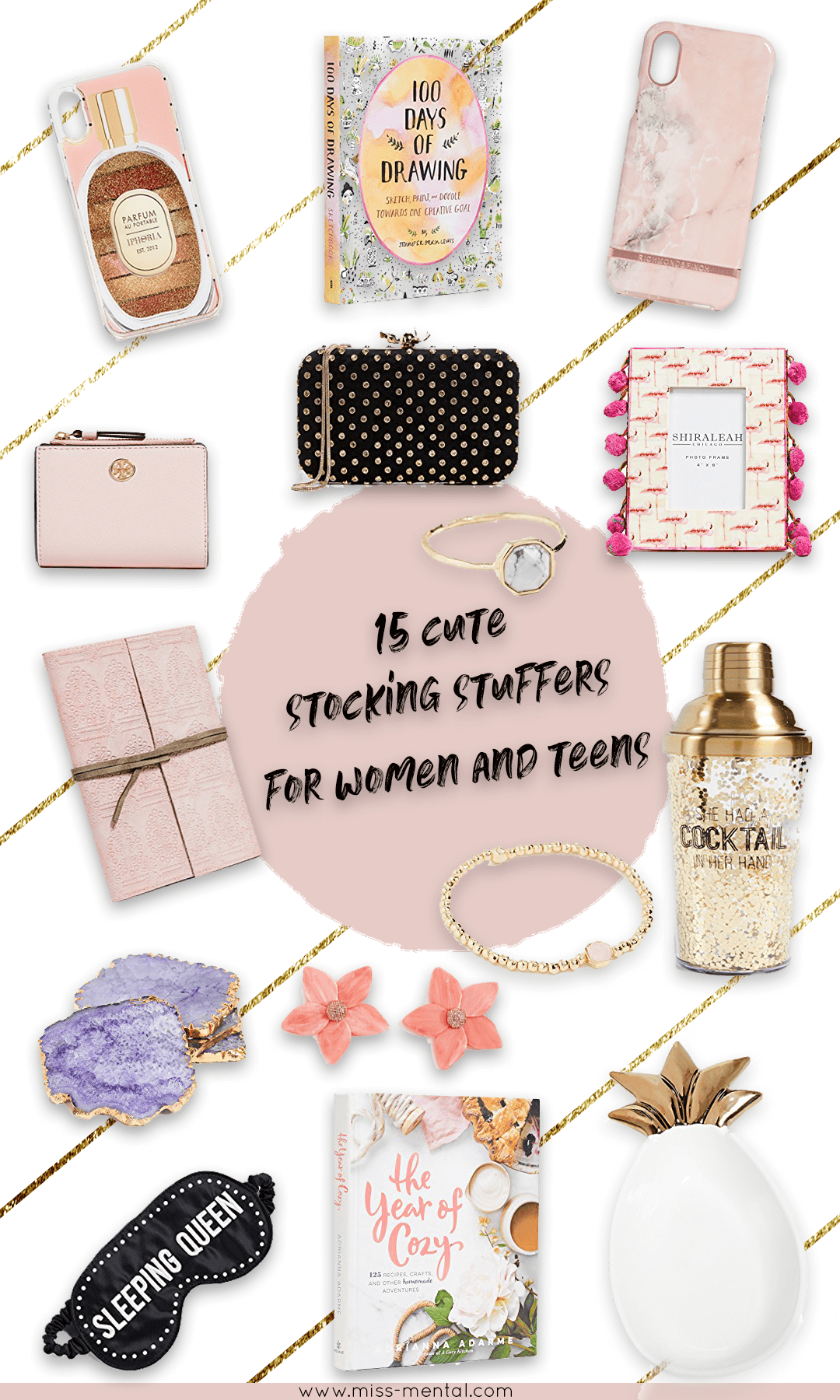 15 best stocking stuffer gift ideas for women and teens | Stocking ...