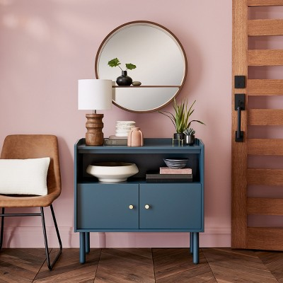 blue and blush home decor at target