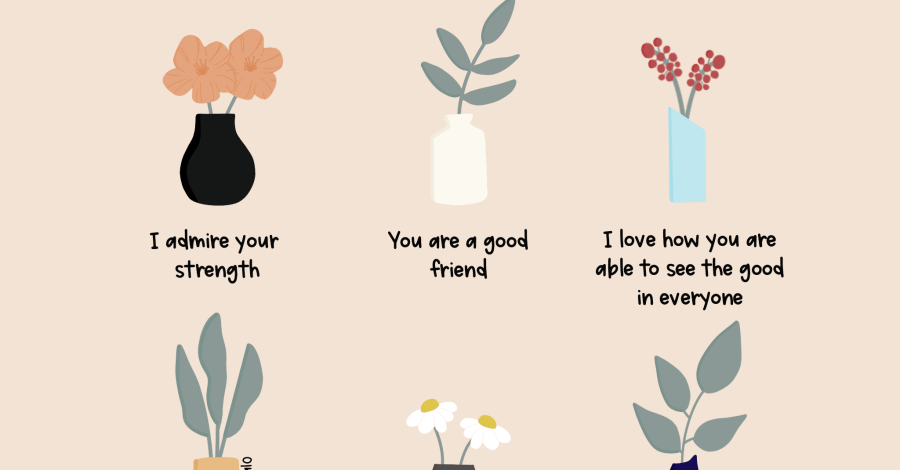 non appearance related compliments. Receiving a compliment about how you look is nice, but how nice is it if a friend says something kind about who you are as a person. This positive mental health art shows several compliments you can give to your friends to make their day.