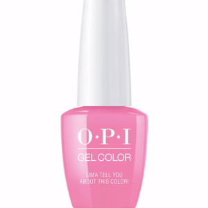 GC P30- Lima Tell You About This Color!