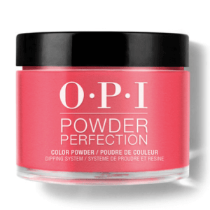 OPI Dipping Color 1.5fl.oz POWDER PERFECTION DPN25- Big Apple Red