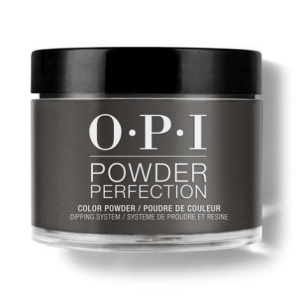 OPI Dipping Color 1.5fl.oz POWDER PERFECTION DPT02- Black Onyx