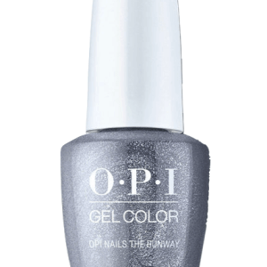 GC OPI NAILS THE RUNWAY