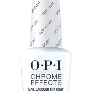 OPI CHROME EFFECTS - NAIL LACQUER TOP COAT