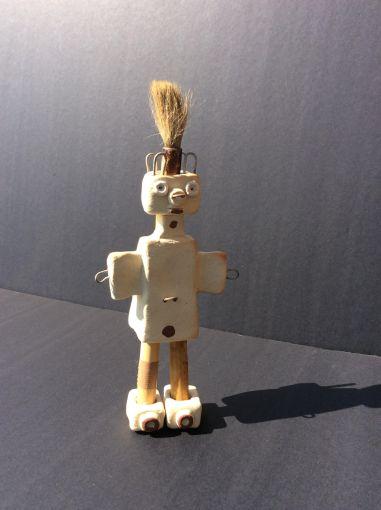 Famille Leboncoup – Robot 1ère génération