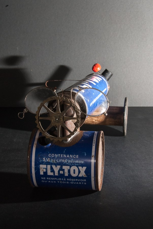 Fly-Tox en action