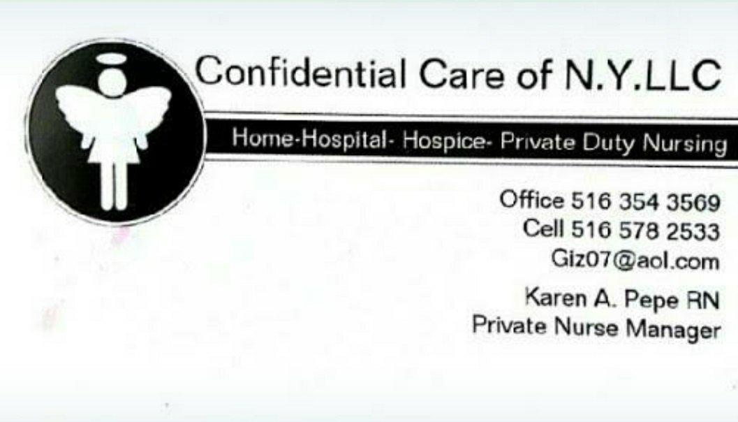 Confidential Care