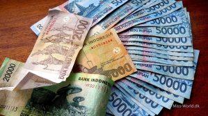 Bali valuta - Indonesian Rupiah