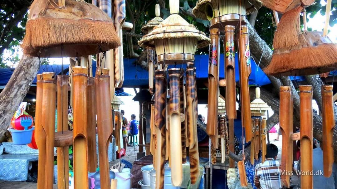 Wind chimes Sanur Bali