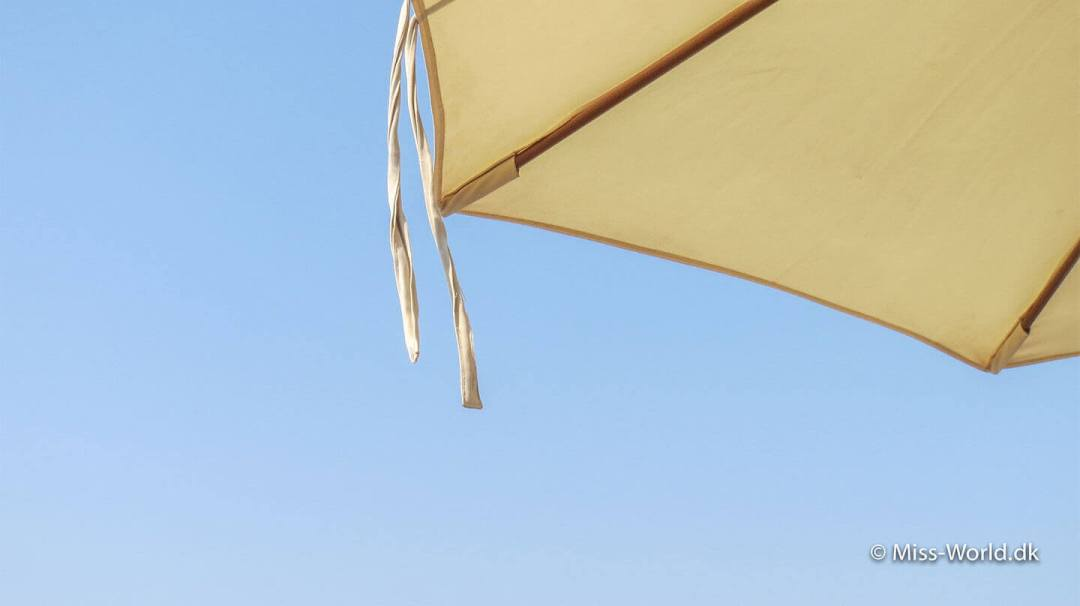 Beach Cafe Abu Dhabi Strand