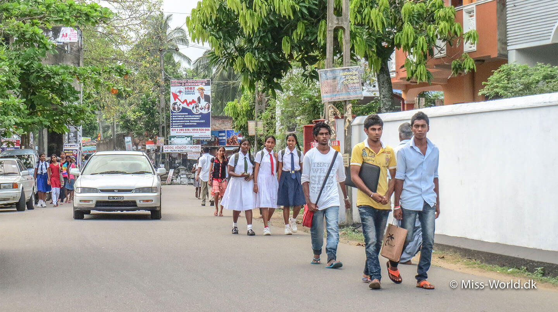 Billeje i Sri Lanka