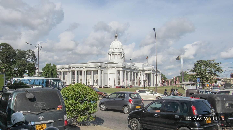 Colombo, hovedstaden i Sri Lanka