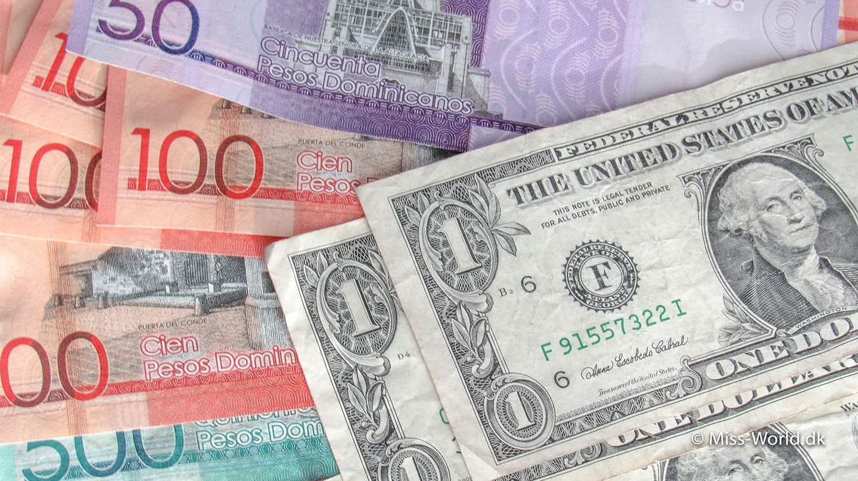 Valuta i Den Dominikanske Republik