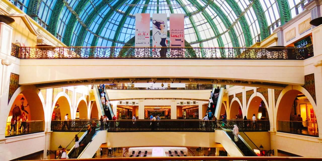 Ski Dubai og Mall of the Emirates, Dubai