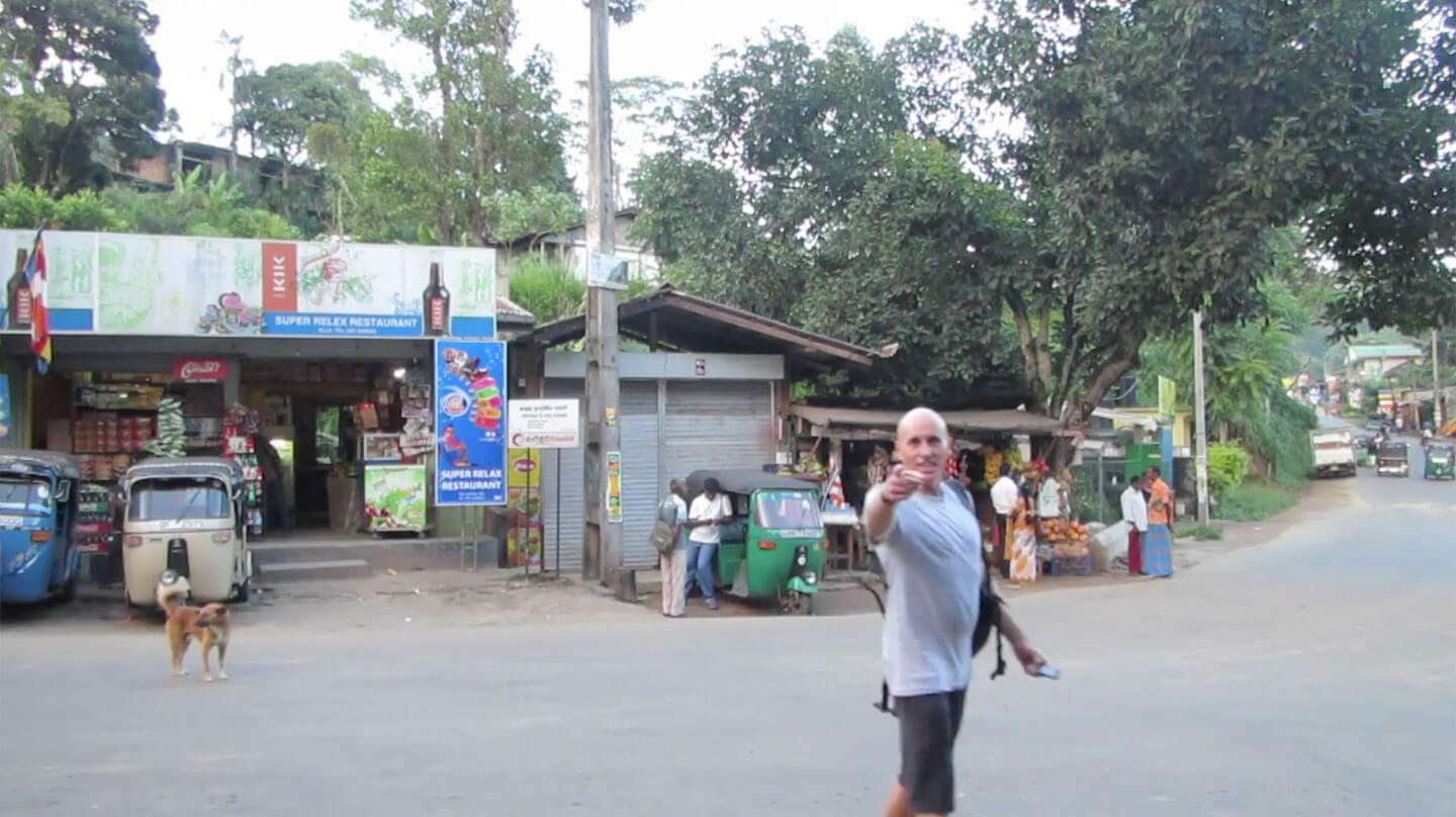 The quiet village life in Ella Sri Lanka – Min mest sete Youtube video