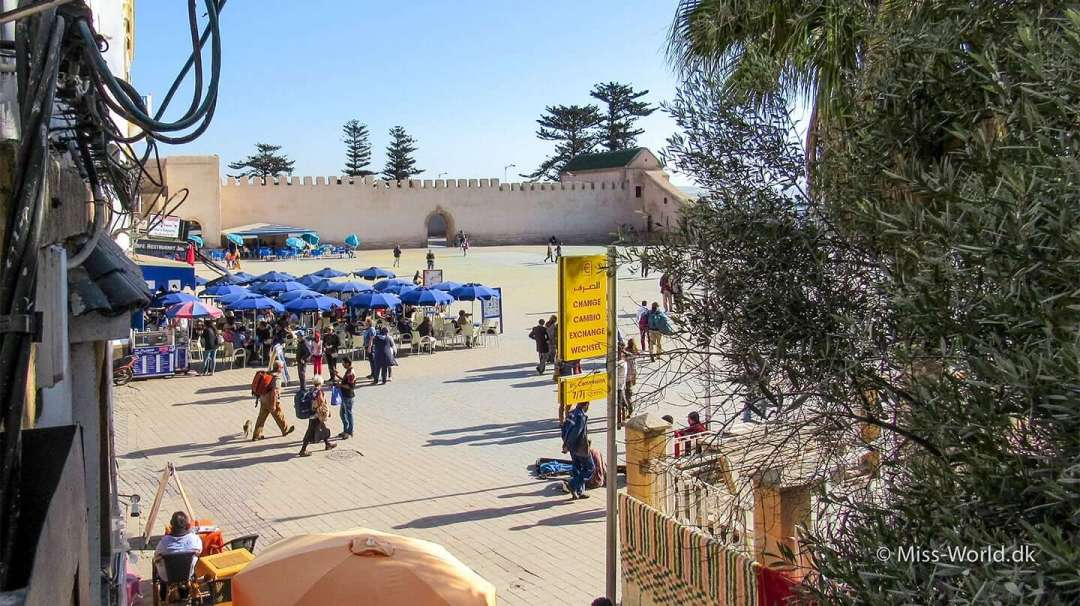 Essaouira Main Square, Moulay Hassan Square