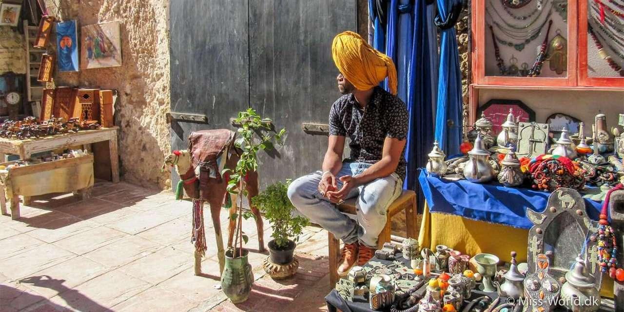 Essaouira medina, Marokko (Billeder)