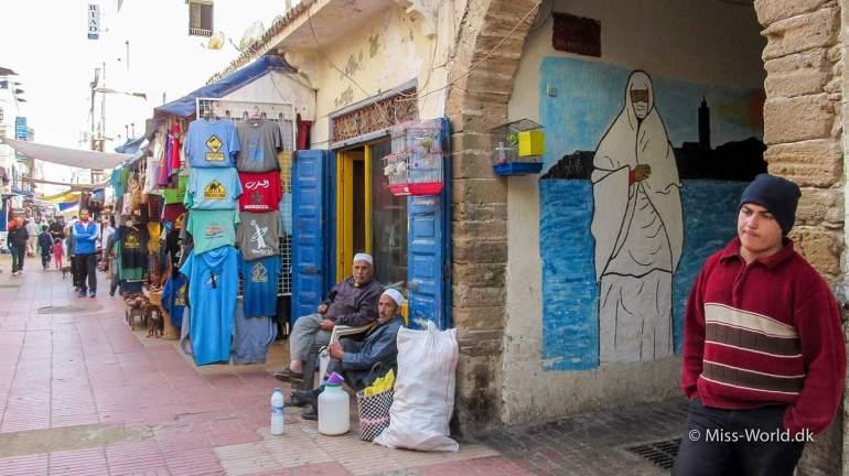Essaouira Medina Morocco Street Photo