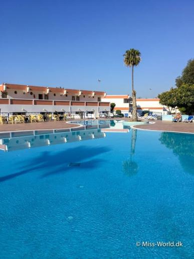 Hotel Agadir swimmingpool