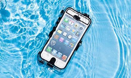 Sådan bruger du din iPhone som undervandskamera