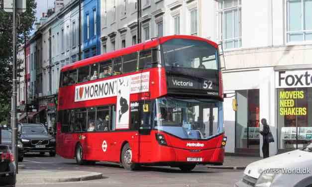 Transport fra Gatwick til London