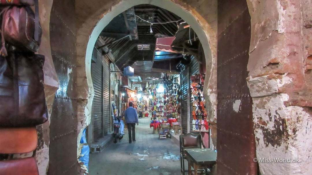 Medina Marrakech Morocco