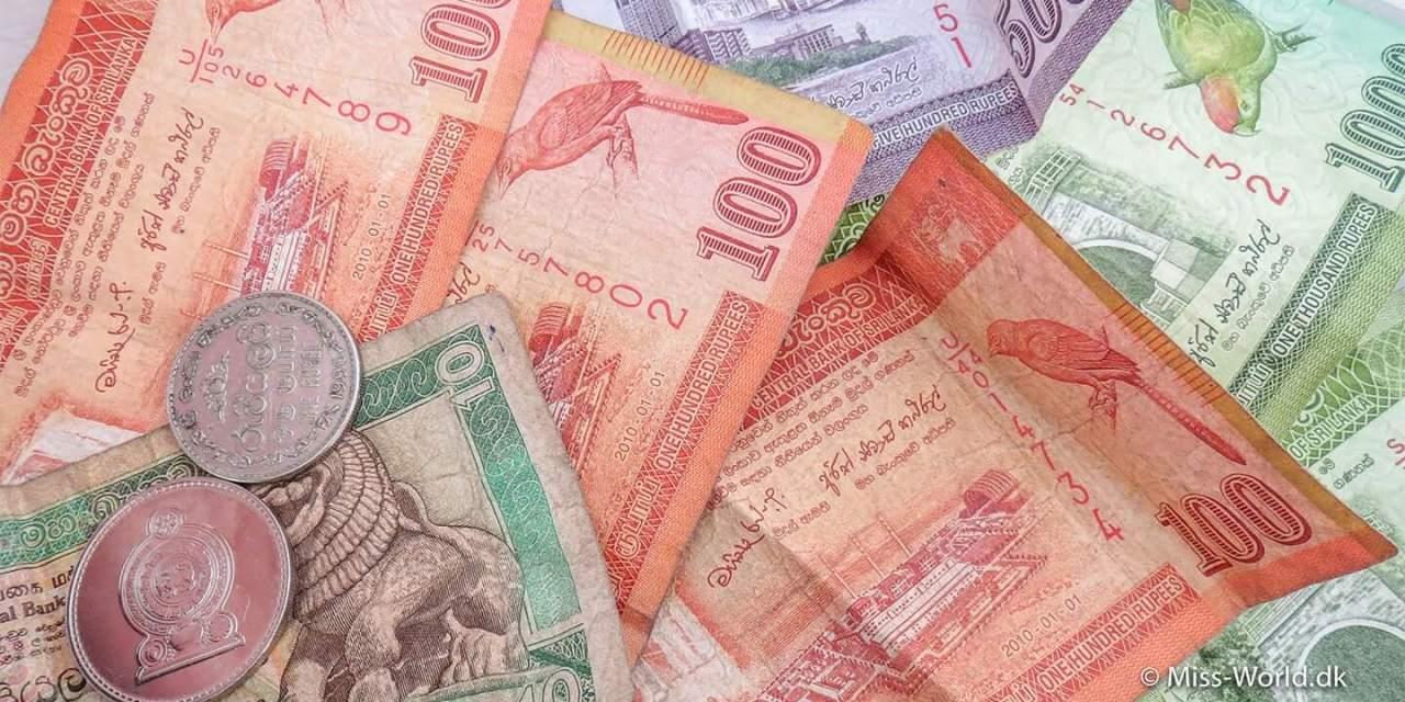 Valuta i Sri Lanka