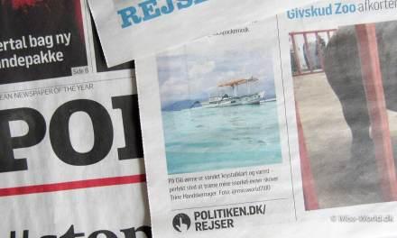 Politiken Rejser.. Miss-World har været i avisen