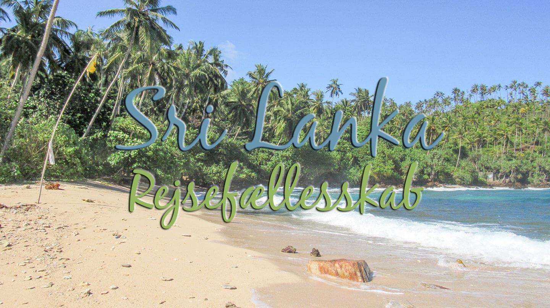 Sri Lanka Rejsefællesskab på Facebook