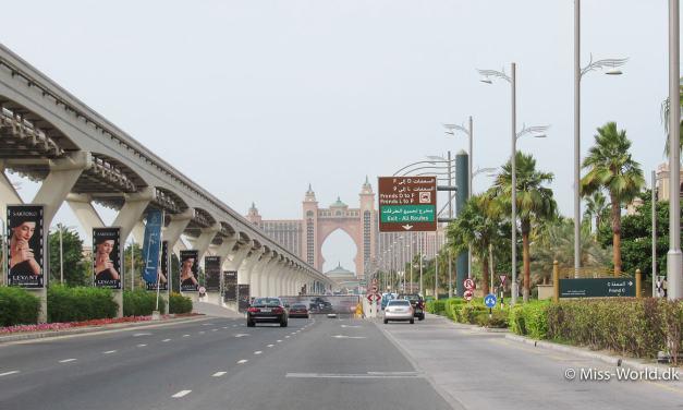 The Palm Jumeirah, Dubai
