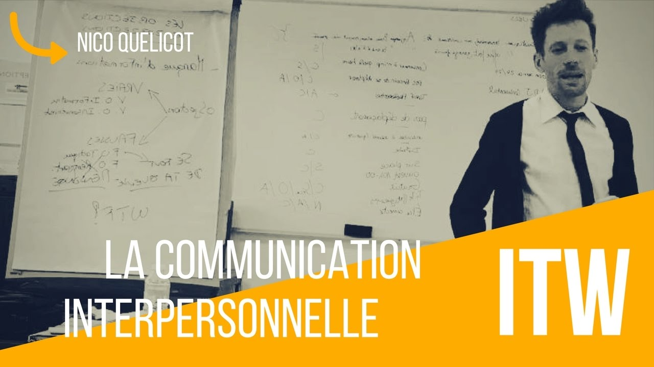 C Est Quoi La Communication Interpersonnelle Miss Marketing