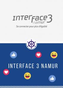 Interface3 Namur - Calendrier Digital du 5 décembre 2017 - Projet de Miss Marketing
