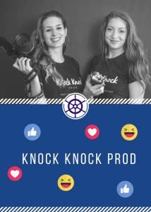 Knock Knock Prod- Calendrier Digital du 5 décembre 2017 - Projet de Miss Marketing
