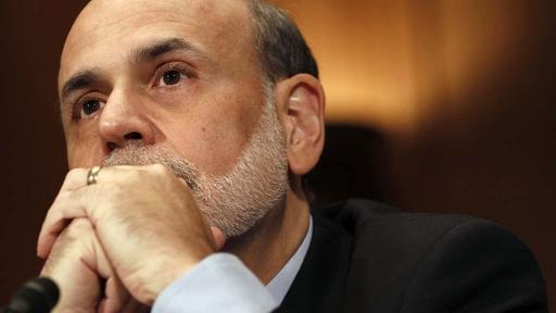 Fed-Chef Ben Bernanke