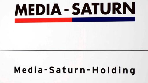 Logo der Media-Saturn-Holding