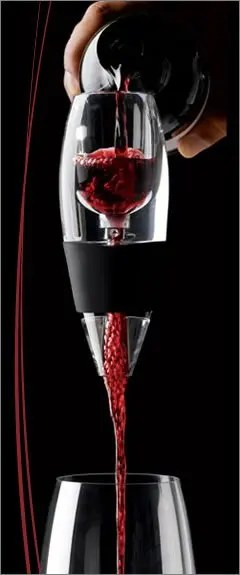 Review: Vinturi Wine Aerator