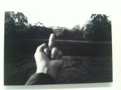Ai Weiwei Gives the Finger to The White House