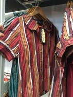 Striped shirts in two colours