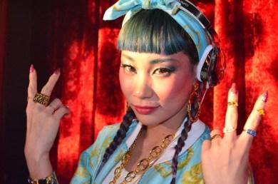 Dj Mademoiselle Yulia