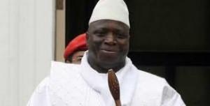 presidente gambiano