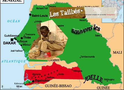 talib mapa senegal