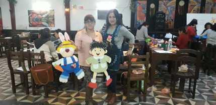talleres en Huancayo