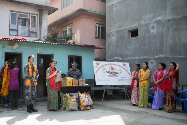 © Clara.Go--Plastic and cartoons a New Nepal Society Centre Children home