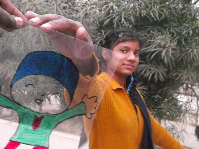 © Clara.Go--Plastic & Cartoons a Bhagat Puran Singh School For The Deaf – #Pingalwara #Amristar #IndiaCreativity