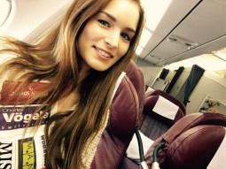 Annika Grill - Miss World 2015 - Anreise - 19.11 (6)