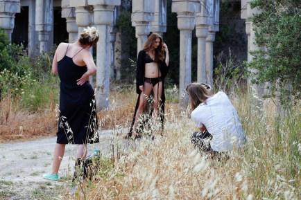 Julia Furdea - Miss Austria 2014 - Rhodos - Heli Mayr - Claudia Kriechbaumer - Cambio Beautyacademy