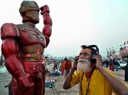 India's Iron man
