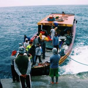 Basco to Itbayat Boat Ride